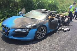 车辆缺陷导致自燃