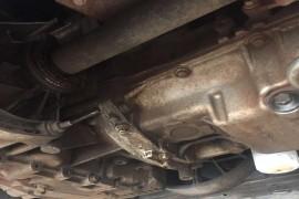 变速箱漏油,动力减低