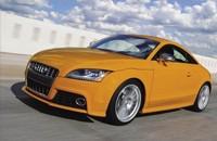 奥迪TTS少量现车销售 最高优惠14.1万元