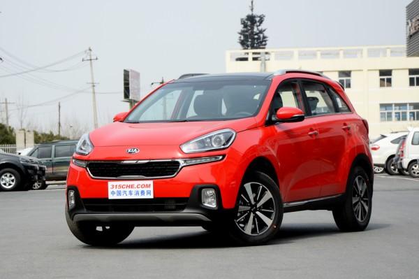 起亚KX3现车销售 购车最高优惠2万元