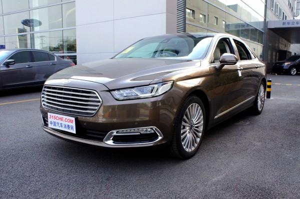 2015款福特金牛座新车到店促销优惠报价