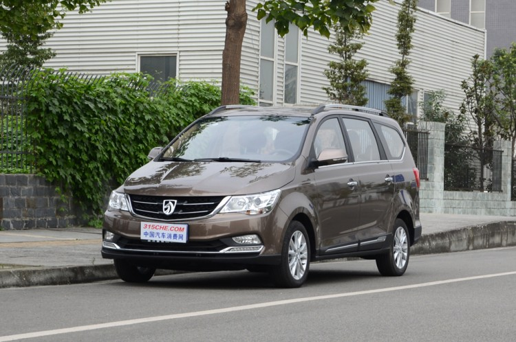 售8.88-9.98万元 宝骏730 CVT车型上市