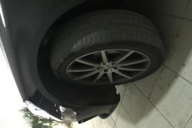 轮胎蹦跳严重导致磨损严重