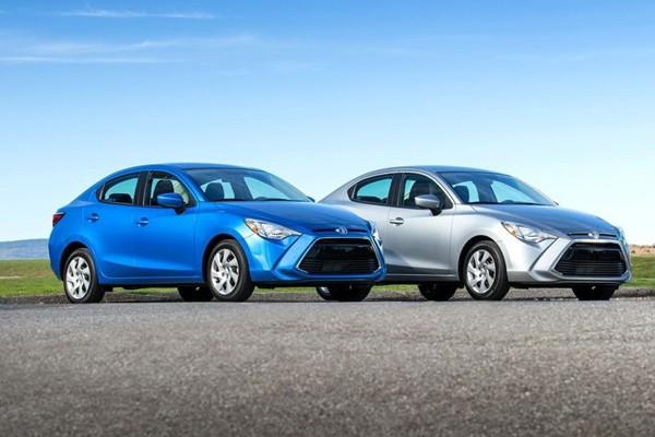 丰田YARiS sedan官图正式发布 造型个性
