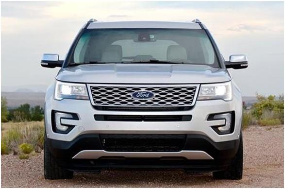 福特探险者 让利促销中 优惠高达3.51万