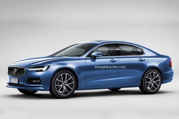 沃尔沃S60新消息 两种轴距/半自动驾驶