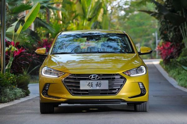 北京现代领动最新优惠价低价年轻人开的车最新报价