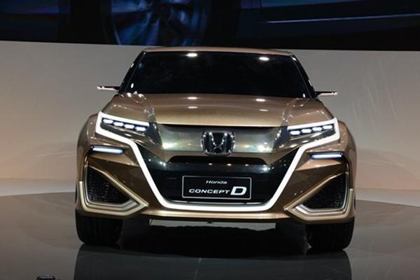 广汽本田新SUV年底上市 或4月北京亮相