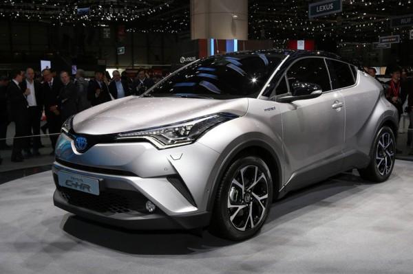 一汽丰田奕泽2018年中上市 定位小型SUV