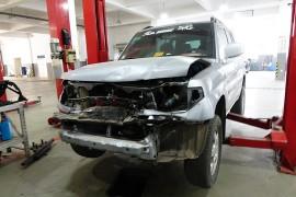 刹车失灵造成事故半个月无音信
