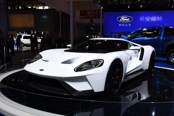 福特GT超跑约售550万起 已有6500份订单