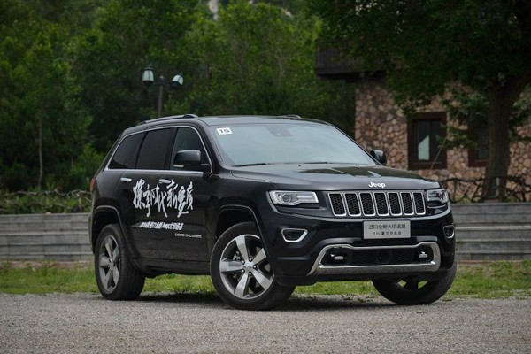 Jeep新款大切诺基上市 售55.99-75.99万【图】_车猫网