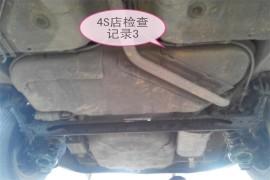 车后大梁断裂近一年无人管,欺骗客户三万多公里更换正时皮带。