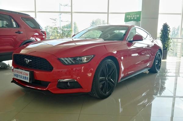 福特野马全系优惠3.3万 有少量现车在售