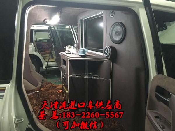 16款丰田酷路泽4000中东版 港口低价促销中