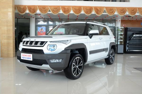 2018款北京(BJ)20上市 售9.68-13.98万