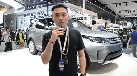 廣州車展詳解全新一代路虎發現