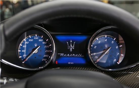 2016广州车展首秀:玛莎拉蒂新总裁轿车运动版 汽车殿堂