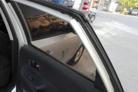 现代I30车门生锈严重