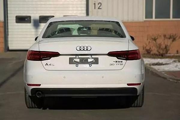 奥迪将推A4L 1.4T车型 起售价或26万元