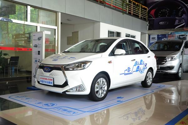 鼓励纯电动 合肥推新能源车8大补助方案