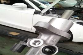 维修刹车总泵后开始漏刹车油 部件损坏不肯承认
