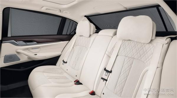 全新BMW 5系Li产品及品牌南京体验活动