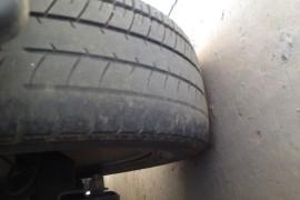 质量问题引起轮胎磨损严重
