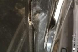 发动机盖开焊
