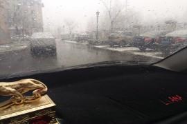 车辆前风挡