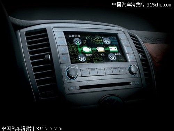 油电混合动力车工况显示』   新   车价   格仅比普通君越高高清图片