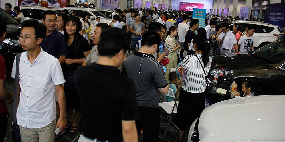 上海小胖购车节第三季回顾