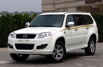 2012款 2.4L 手动 两驱 舒适型 7座