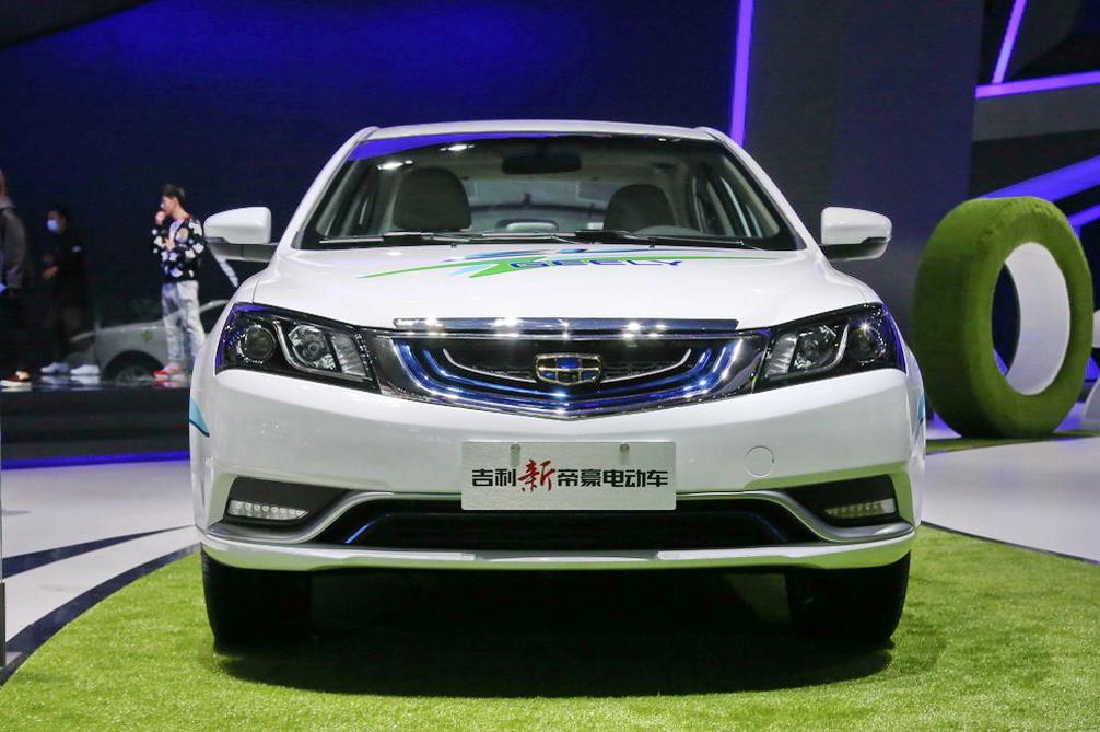 补贴后售12.88万起 吉利帝豪EV300上市