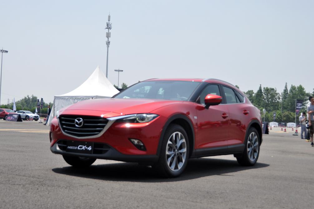 购车门槛更低了!全新MAZDA CX-4上市,售14.88万起