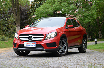 2019款 GLA 260 4MATIC 运动版