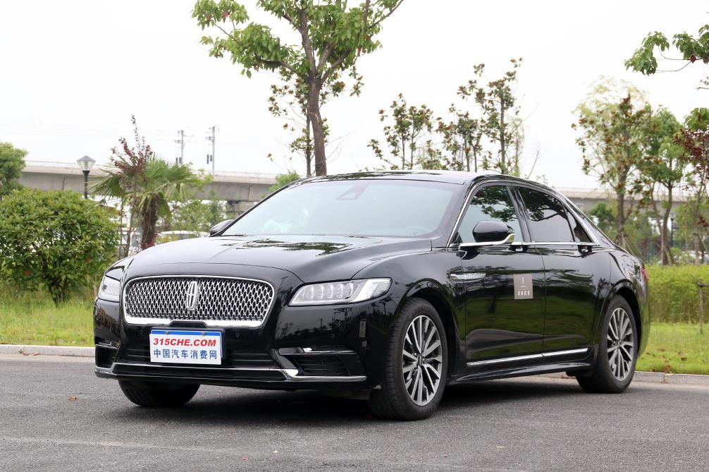 林肯大陆新车供应中 优惠高达4.5万元