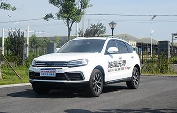 众泰T600 Coupe 2017款 1.8T 双离合 互联网智尊版