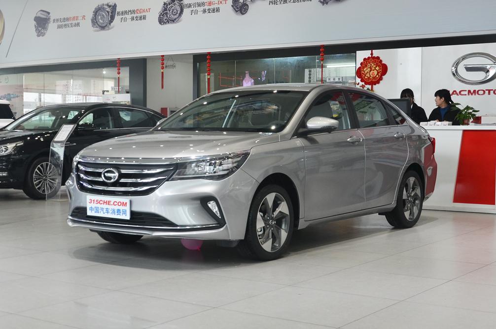 销量破百万的SUV再升级 全新传祺GS4售8.98万元起