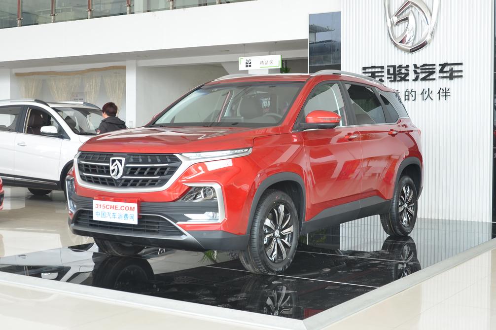 中国原版全球车再升级 2020款宝骏530售7.78万起