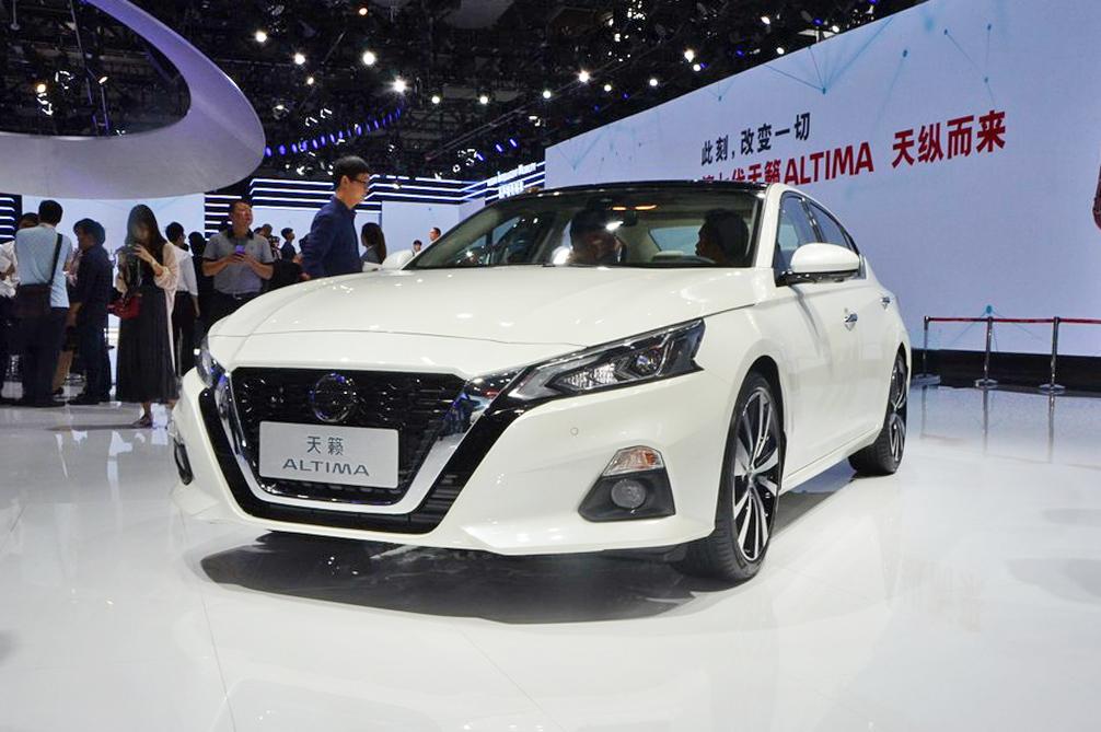 东风日产第七代天籁上市 17.98万元起售