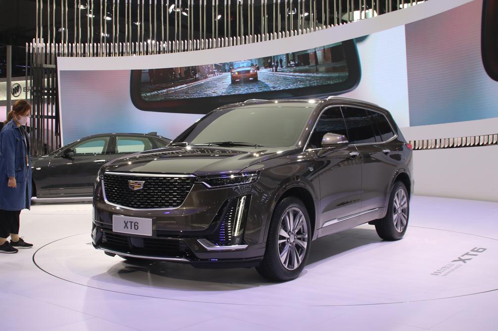新美式豪华六座SUV 凯迪拉克XT6售41.97万起