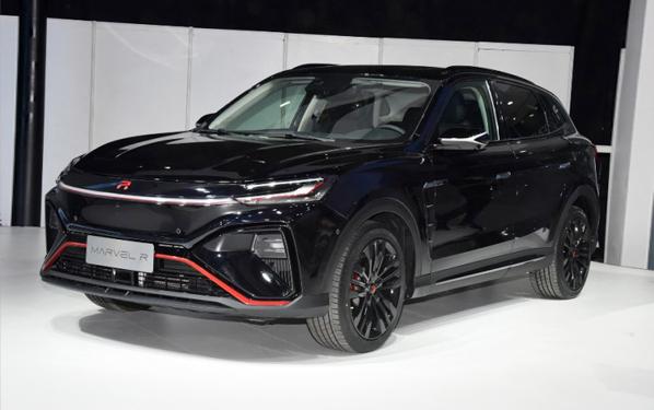 上汽R汽车MARVEL&nbspR预售22万起