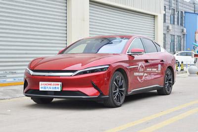 2020款 EV 四驱 高性能版 旗舰型