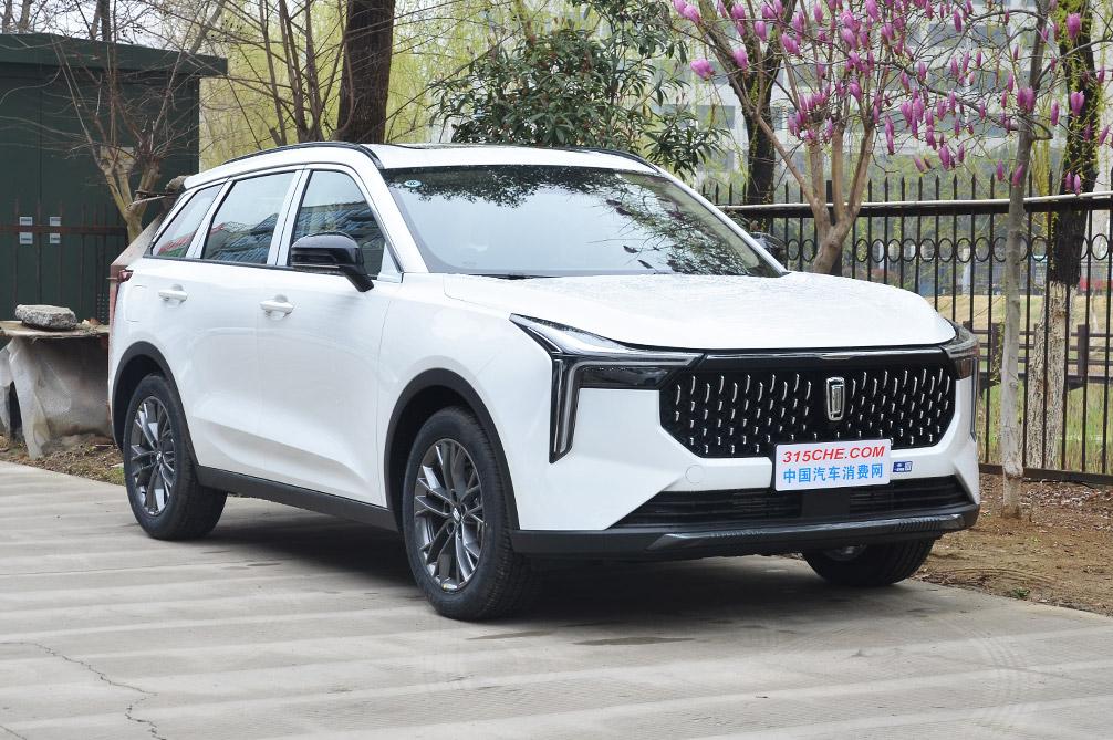 高颜值SUV的新选择 奔腾T55牛犇版售10.49万起