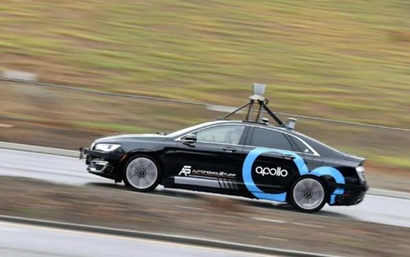 自动驾驶L4级爆发
