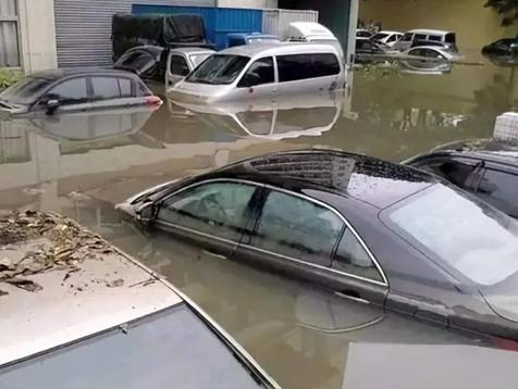 河南泡水车公开拍卖