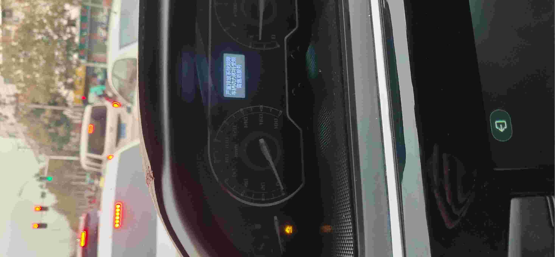 发动机排放故障